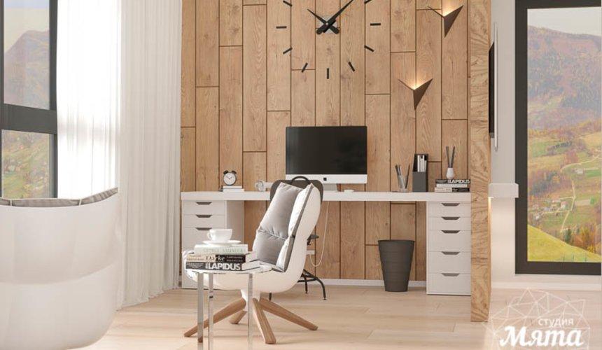 Дизайн интерьера гостиной в коттедже в г. Алапаевск 8