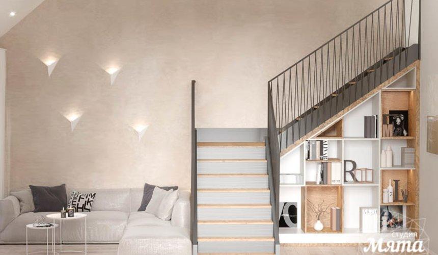 Дизайн интерьера гостиной в коттедже в г. Алапаевск 10