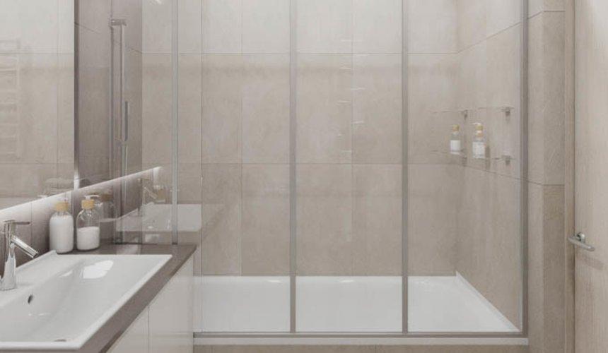 Дизайн интерьера трехкомнатной квартиры в ЖК Дом у пруда ... 14