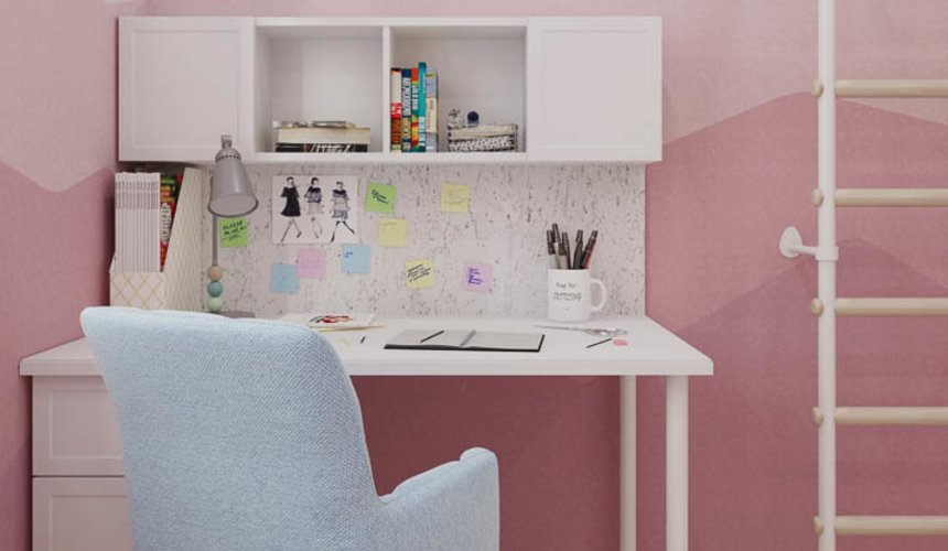 Дизайн интерьера трехкомнатной квартиры в ЖК Дом у пруда ... 21