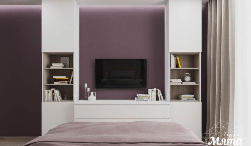Дизайн интерьера трехкомнатной квартиры в ЖК Дом у пруда ... 16