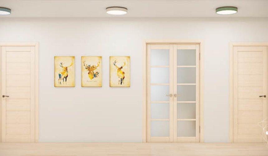 Дизайн интерьера двухкомнатной квартиры в ЖК Лига чемпионов 11