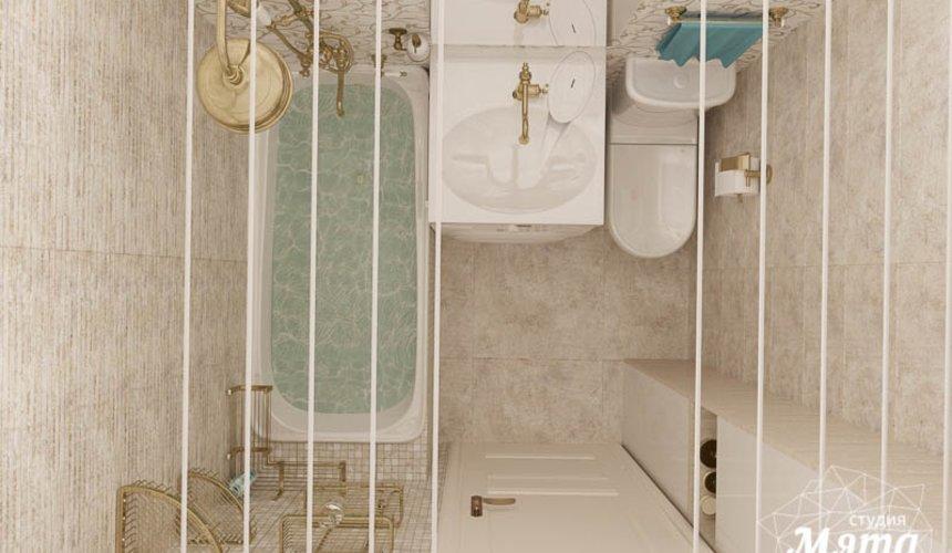 Дизайн интерьера двухкомнатной квартиры по ул. Шаумяна 109 27