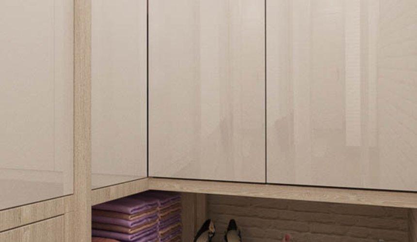 Дизайн интерьера двухкомнатной квартиры по ул. Шаумяна 109 20