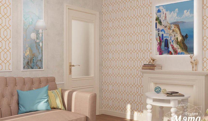 Дизайн интерьера двухкомнатной квартиры по ул. Шаумяна 109 2