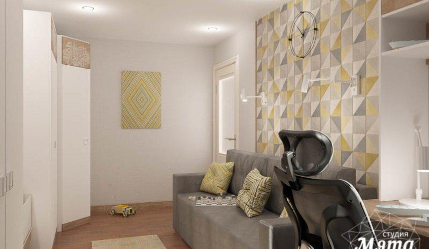 Дизайн интерьера двухкомнатной квартиры по ул. Шаумяна 109 21