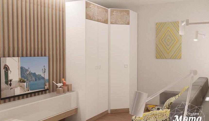 Дизайн интерьера двухкомнатной квартиры по ул. Шаумяна 109 25
