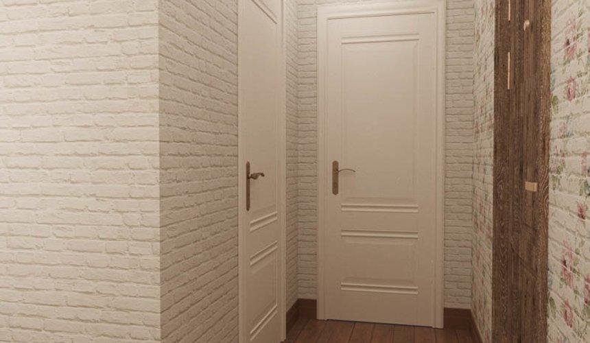 Дизайн интерьера двухкомнатной квартиры по ул. Шаумяна 109 14