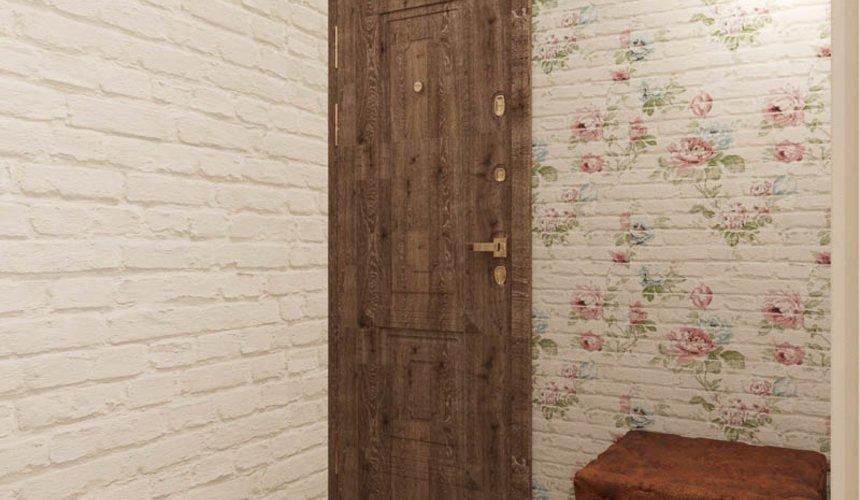 Дизайн интерьера двухкомнатной квартиры по ул. Шаумяна 109 15