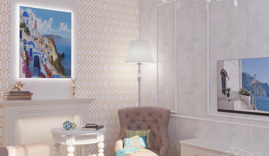 Дизайн интерьера двухкомнатной квартиры по ул. Шаумяна 109 5