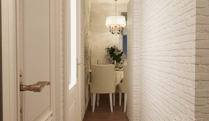 Дизайн интерьера двухкомнатной квартиры по ул. Шаумяна 109 17