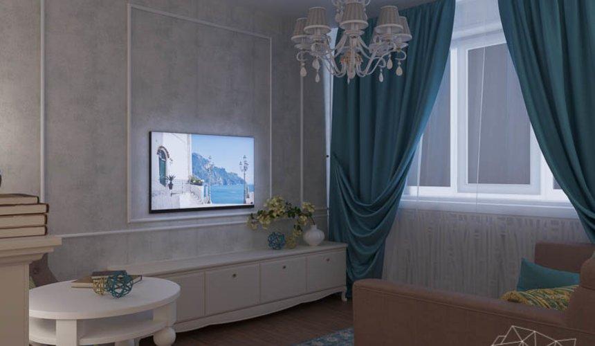 Дизайн интерьера двухкомнатной квартиры по ул. Шаумяна 109 9