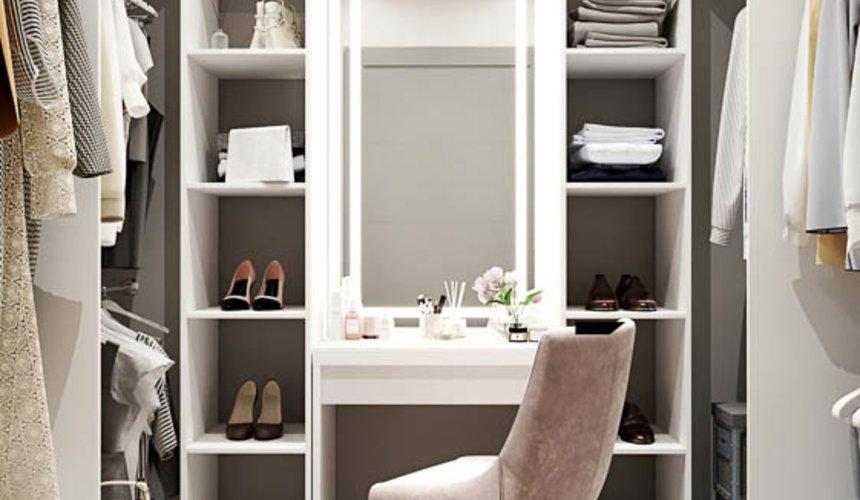 Дизайн интерьера однокомнатной квартиры в ЖК Оазис 25