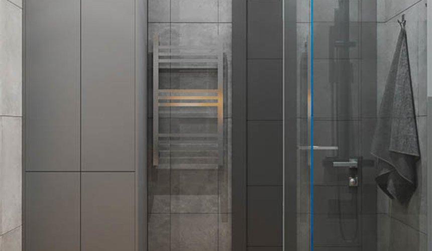 Дизайн интерьера однокомнатной квартиры в ЖК Оазис 32