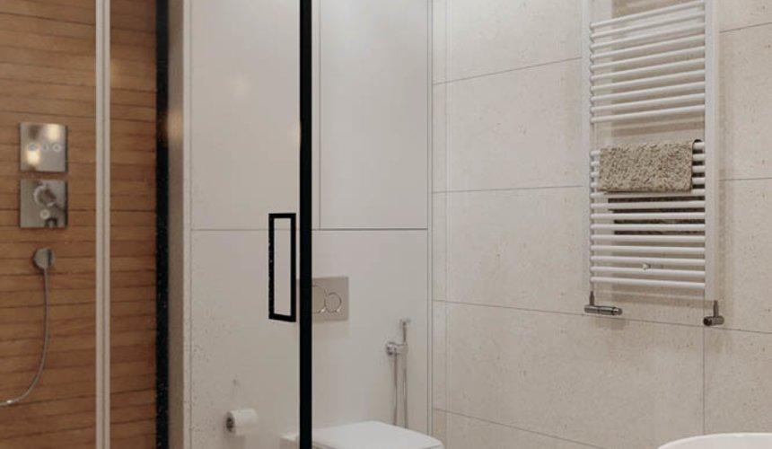 Дизайн интерьера трехкомнатной квартиры в ЖК Чемпион Парк 27
