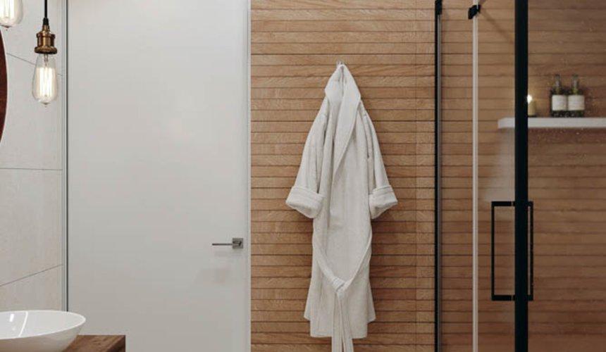 Дизайн интерьера трехкомнатной квартиры в ЖК Чемпион Парк 28