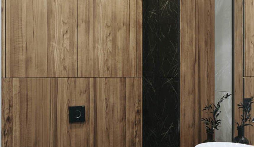 Дизайн интерьера двухкомнатной квартиры в ЖК Чемпион Парк 14