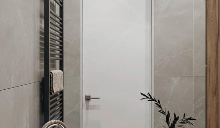 Дизайн интерьера двухкомнатной квартиры в ЖК Чемпион Парк 15