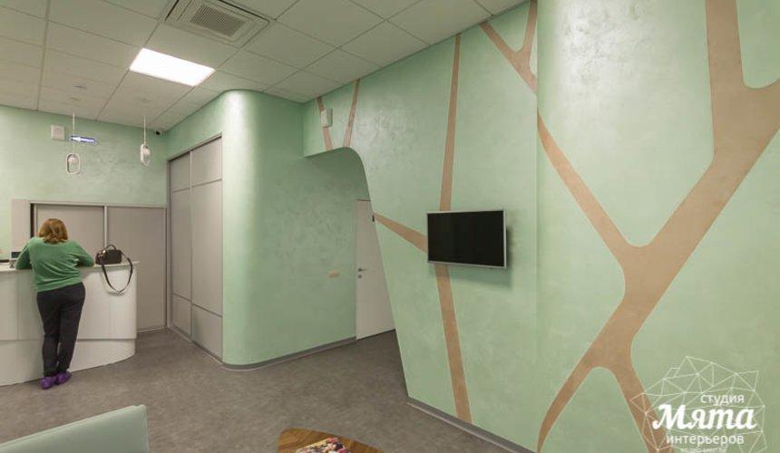 Дизайн интерьера и ремонт стоматологической клиники в ЖК Лига Чемпионов 9