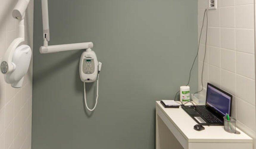 Дизайн интерьера и ремонт стоматологической клиники в ЖК Лига Чемпионов 18