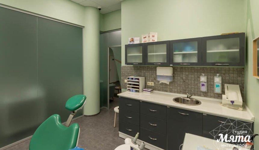 Дизайн интерьера и ремонт стоматологической клиники в ЖК Лига Чемпионов 17