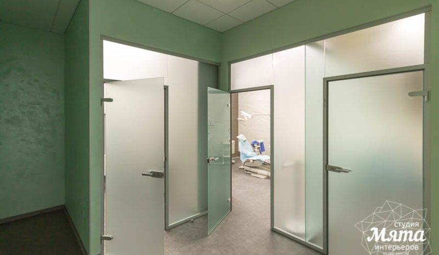 Дизайн интерьера и ремонт стоматологической клиники в ЖК Лига Чемпионов 11