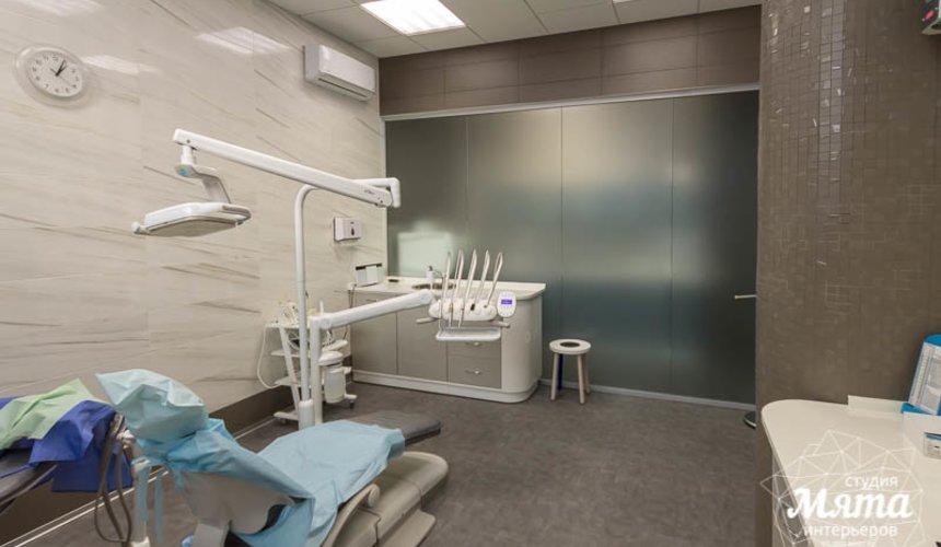 Дизайн интерьера и ремонт стоматологической клиники в ЖК Лига Чемпионов 26
