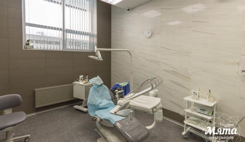 Дизайн интерьера и ремонт стоматологической клиники в ЖК Лига Чемпионов 27
