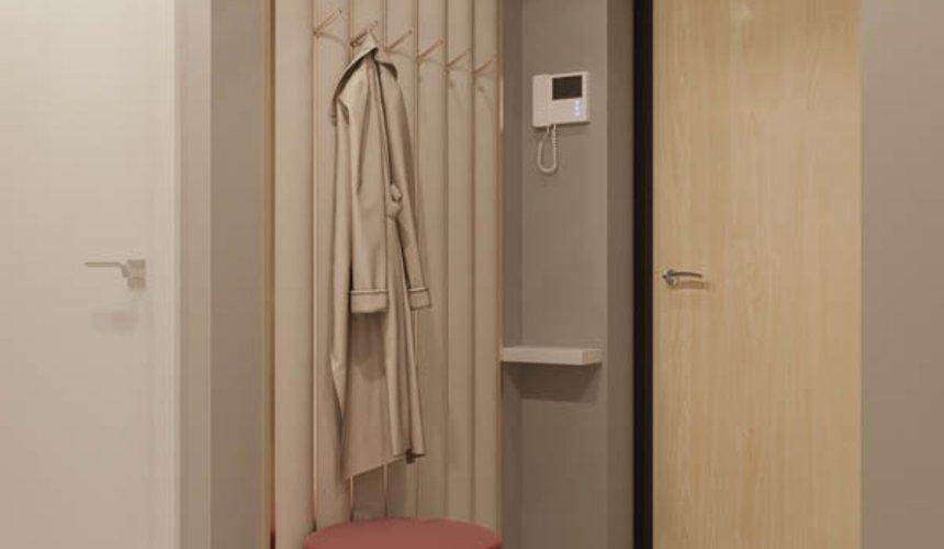 Дизайн интерьера двухкомнатной квартиры в ЖК Репин Парк 18