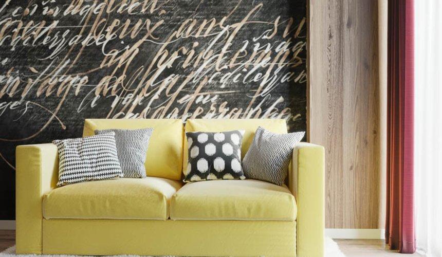 Дизайн интерьера двухкомнатной квартиры в ЖК Репин Парк 4