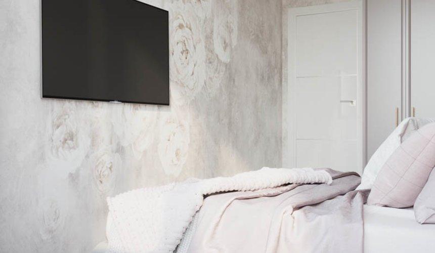 Дизайн интерьера двухкомнатной квартиры в ЖК Репин Парк 13