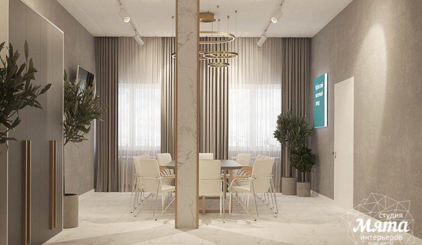Дизайн интерьера помещений для АО Ирбитский молочный завод 19