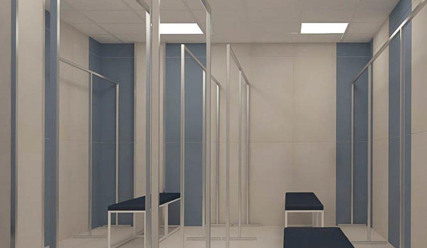 Дизайн интерьера помещений для АО Ирбитский молочный завод 69