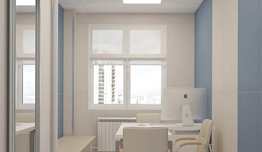 Дизайн интерьера помещений для АО Ирбитский молочный завод 60