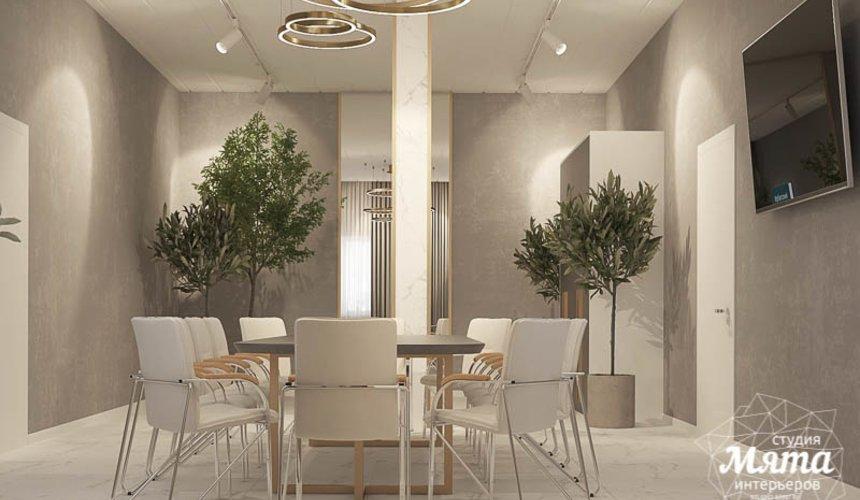 Дизайн интерьера помещений для АО Ирбитский молочный завод 20