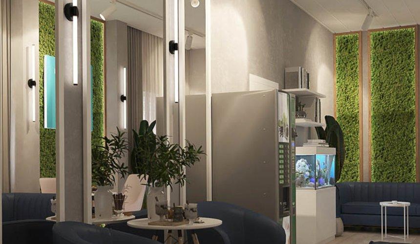 Дизайн интерьера помещений для АО Ирбитский молочный завод 44