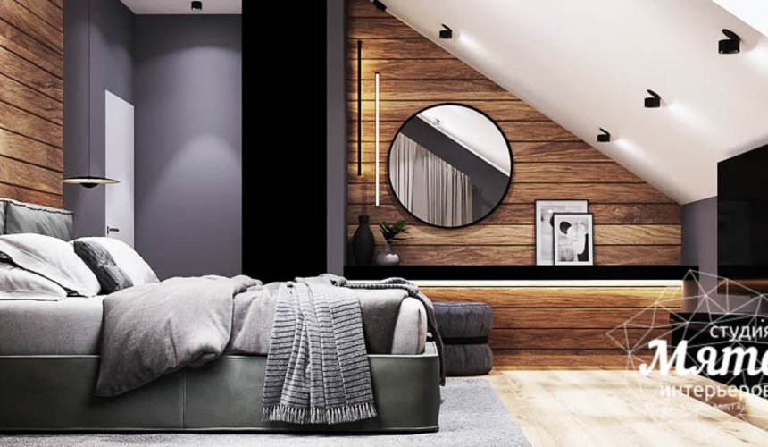 Дизайн интерьера гостевого дома в Заповеднике 8