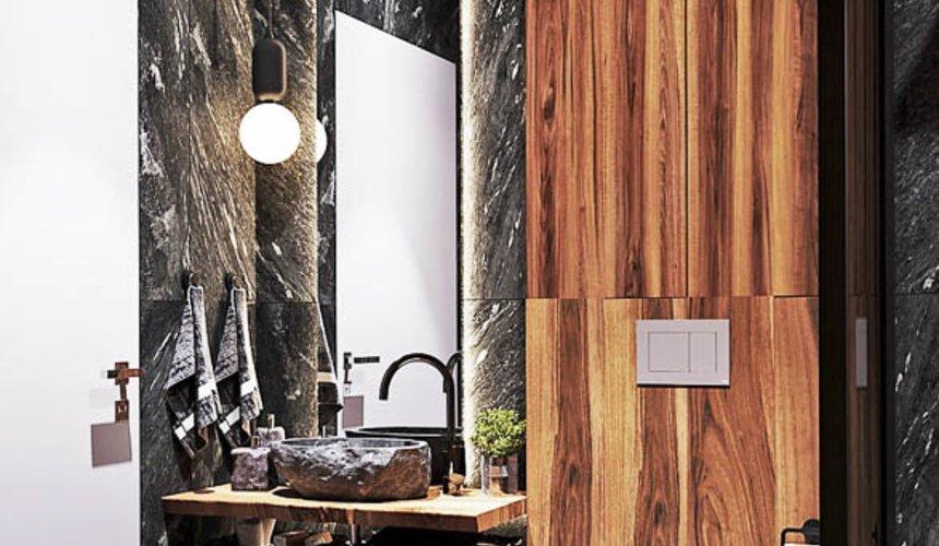 Дизайн интерьера гостевого дома в Заповеднике 11