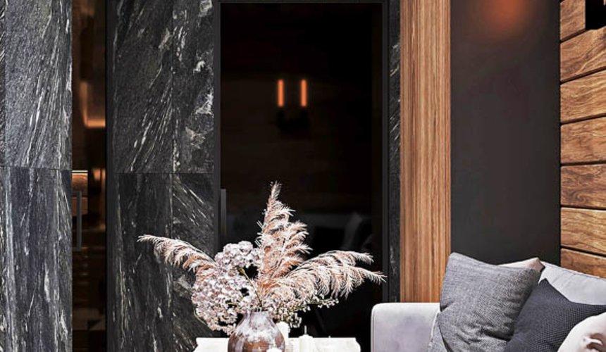 Дизайн интерьера гостевого дома в Заповеднике 14