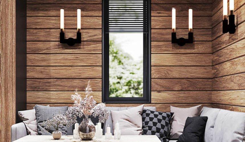 Дизайн интерьера гостевого дома в Заповеднике 15