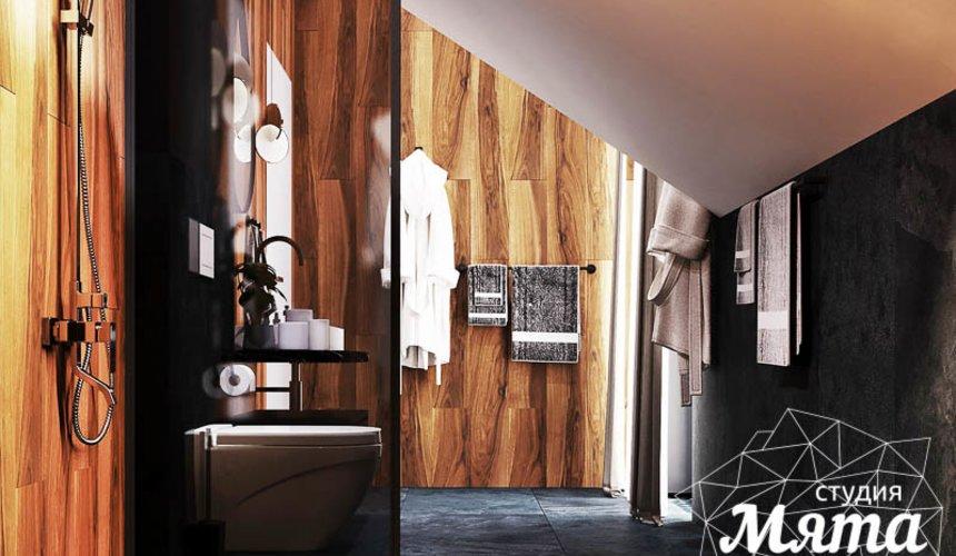 Дизайн интерьера гостевого дома в Заповеднике 16