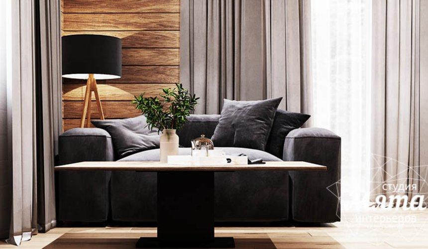 Дизайн интерьера гостевого дома в Заповеднике 18
