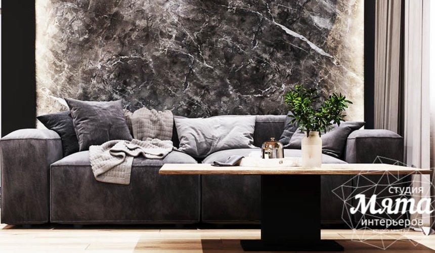 Дизайн интерьера гостевого дома в Заповеднике 19