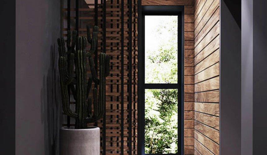 Дизайн интерьера гостевого дома в Заповеднике 20