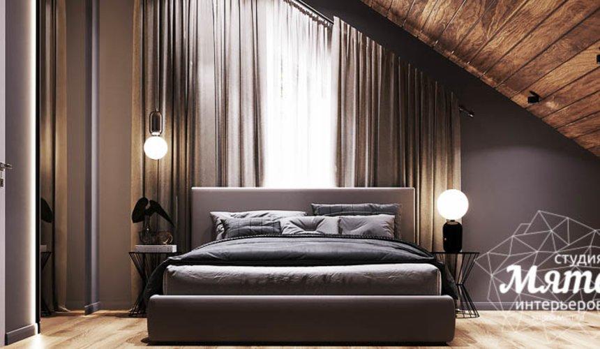 Дизайн интерьера гостевого дома в Заповеднике 21