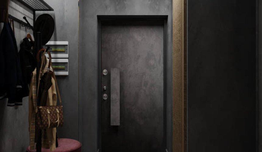 Дизайн интерьера квартиры в стиле лофт 8
