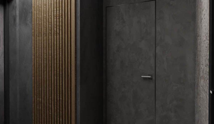 Дизайн интерьера квартиры в стиле лофт 11