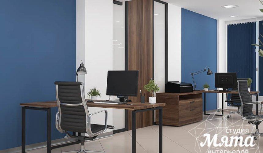 Дизайн интерьера офиса Bijur Delimon 3