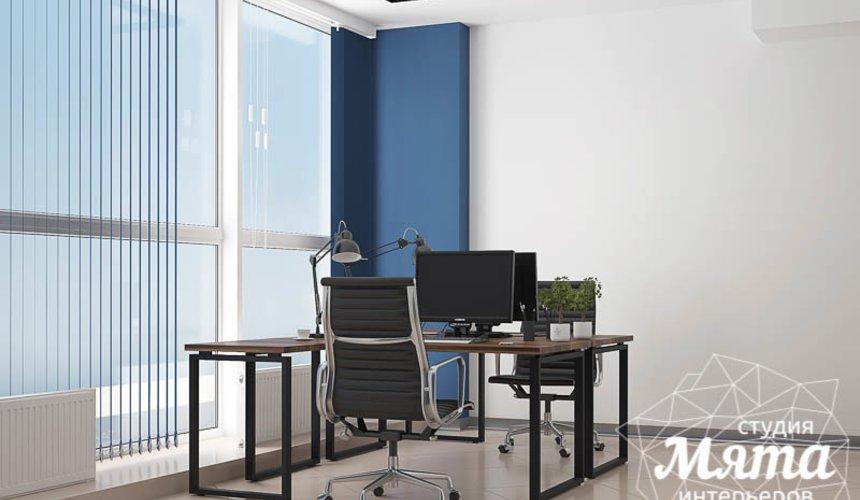 Дизайн интерьера офиса Bijur Delimon 4