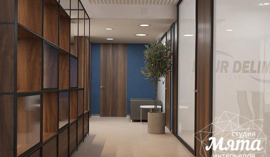 Дизайн интерьера офиса Bijur Delimon 5